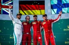 Australijos GP: lenktynės