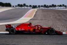 Bahreino GP: šeštadienio treniruotės