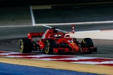 "Bahreine ""pole"" poziciją iškovojo S. Vettelis"