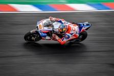 "<span style=""background:#d5002c; color:white; padding: 0 2px"">MotoGP</span> Staigmena Argentinoje - ""pole"" iškovojo J. Milleris"