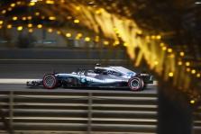 Bahreino GP: greičiausi ratai