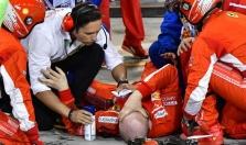 """Ferrari"" mechanikui buvo sėkmingai atlikta operacija"