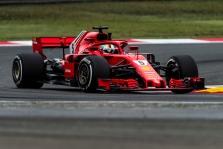 S. Vettelis: aš žinojau, kad galiu pridėti