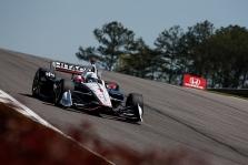 """IndyCar. Barberio trasoje """"pole"""" iškovojo J. Newgardenas"""