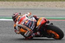 MotoGP. M. Marquezui - 3 starto pozicijų bauda