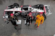IndyCar. Į pirmadienį nukeltos lenktynės baigėsi J. Newgardeno pergale