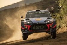 "<span style=""background:#000000; color:white; padding: 0 2px"">WRC</span> Argentinos ralyje greičiausias A. Mikkelsenas"