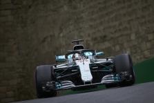 L. Hamiltonas: Azerbaidžane esame treti pagal greitį