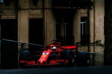 S. Vettelis Azerbaidžane laukia intensyvių lenktynių