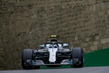 "L. Hamiltonas: V. Bottas nusipelnė vietos ""Mercedes"" komandoje"