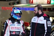 Dėl F. Alonso pozicijos debiutinėse WEC lenktynėse buvo sutarta iš anksto