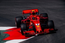 """Ferrari"" pakeis variklį K. Raikkoneno bolide"