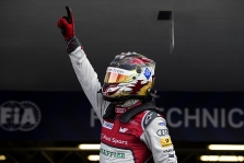 "FE. Berlyne vykusiose lenktynėse - D. Abto ir ""Audi"" triumfas"