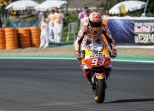 MotoGP. Prancūzijoje - trečioji iš eilės M. Marquezo pergalė