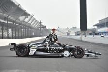 """IndyCar. Sportininkai išsidalino startines vietas """"Indy 500"""" lenktynėms"""