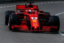 S. Vettelis: D. Ricciardo šiandien buvo neįveikiamas