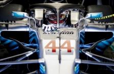"""""""Pole"""" iškovojęs L. Hamiltonas: tai buvo neblogas pasirodymas"""