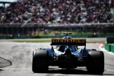 """Renault"" liko sužavėta ""Ferrari"" progresu"