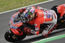 """<span style=""""background:#d5002c; color:white; padding: 0 2px"""">MotoGP</span> Ispanijoje pirmoji J. Lorenzo """"pole"""" atstovaujant """"Ducati"""""""