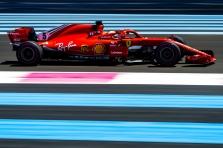 S. Vettelis: paskutiniame rate spaudžiau per smarkiai