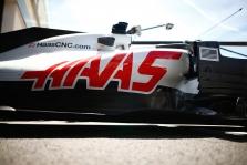 "Sezono rezultatai: ""Haas F1 Team"""