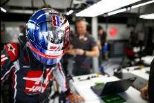 """R. Grosjeanas: """"Renault"""" bijo """"Haas"""""""