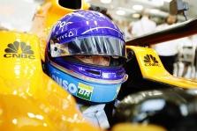 F. Alonso: lenktynininkų įskaita manęs nedomina