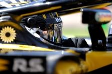 N. Hulkenbergas: ypatinga ir vėl turėti Vokietijos GP