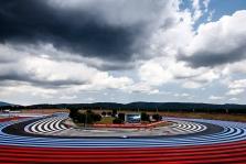 Prancūzijos GP: orų prognozė