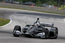 "<span style=""background:#3f3f3f; color:white; padding: 0 2px"">IndyCar</span> ""Road America"" trasoje ""pole"" iškovojo J. Newgardenas"