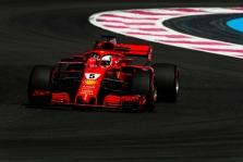 FIA pritaria skirtai nuobaudai S. Vetteliui