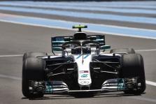 Prancūzijos GP: greičiausi ratai