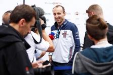 R. Kubica nepasiruošęs laukti iki gruodžio