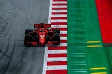 Austrijos GP: šeštadienio treniruotėse