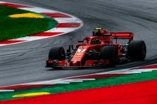 Austrijos GP: greičiausi ratai