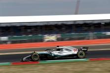 Didžiosios Britanijos GP: šeštadienio treniruotės