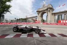 "IndyCar. Toronte ""pole"" poziciją iškovojo J. Newgardenas"