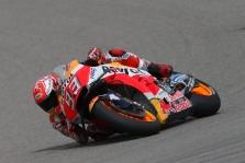 MotoGP. M. Marquezas išlieka nenugalimas Sachsenringo trasoje
