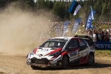 "<span style=""background:#000000; color:white; padding: 0 2px"">WRC</span> Suomijos ralis baigėsi O. Tanako pergale"
