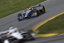 "<span style=""background:#3f3f3f; color:white; padding: 0 2px"">IndyCar</span> Mid-Ohajuje vykusiose lenktynėse pergalę iškovojo A. Rossi"
