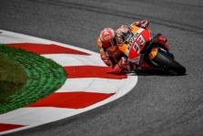 "<span style=""background:#d5002c; color:white; padding: 0 2px"">MotoGP</span> M. Marquezas Austrijoje iškovojo ""pole"" 0,002 sek. persvara"
