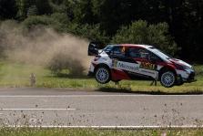 WRC. Vokietijos ralyje O. Tanakas didina persvarą prieš varžovus