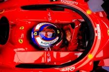 """K. Raikkonenui pritaikė """"Sauber"""" sėdynę"""