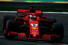 S. Vettelis: atsisakę bolidų atnaujinimų tapome greitesni