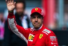 S. Vettelis: svarbiausia buvo tinkamu metu atliktas lenkimas