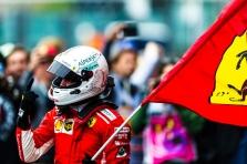 S. Vettelis: buvome per toli, kad kovotume dėl čempionų titulų