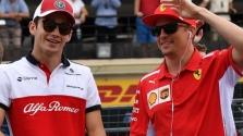 """C. Leclercas vietoje K. Raikkoneno: kaip pasikeis """"Formulė-1"""" 2019 metais?"""