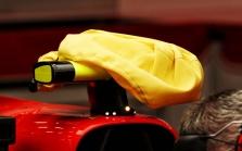 """FIA uždraudė """"Ferrari"""" uždengti bolido kamerą"""