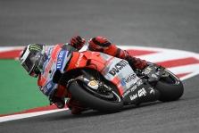 "<span style=""background:#d5002c; color:white; padding: 0 2px"">MotoGP</span> Misano trasoje J. Lorenzo iškovojo ""pole"", M. Marquezas krito nuo motociklo"
