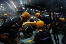"Sezono rezultatai: ""McLaren F1 Team"""